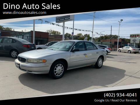 2003 Buick Century for sale at Dino Auto Sales in Omaha NE