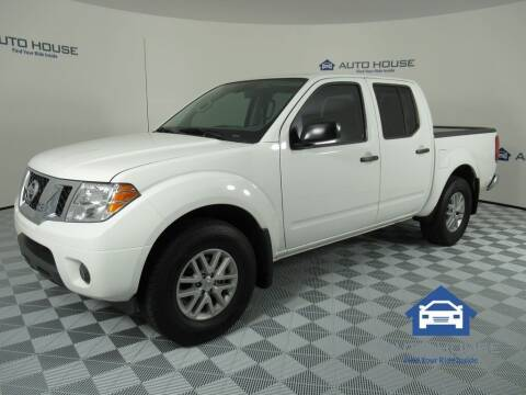 2020 Nissan Frontier for sale at MyAutoJack.com @ Auto House in Tempe AZ