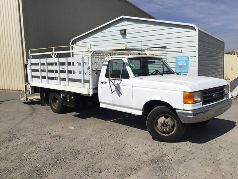 1989 Ford F-350 Super Duty for sale at Vehicle Center in Rosemead CA