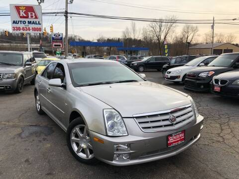 2006 Cadillac STS for sale at KB Auto Mall LLC in Akron OH