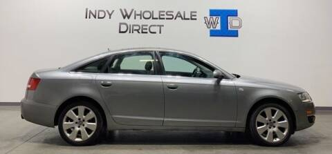 2007 Audi A6 for sale at Indy Wholesale Direct in Carmel IN