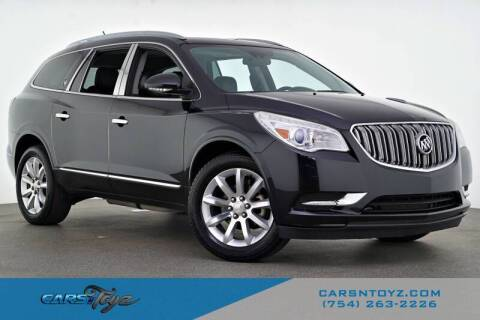2014 Buick Enclave for sale at JumboAutoGroup.com - Carsntoyz.com in Hollywood FL