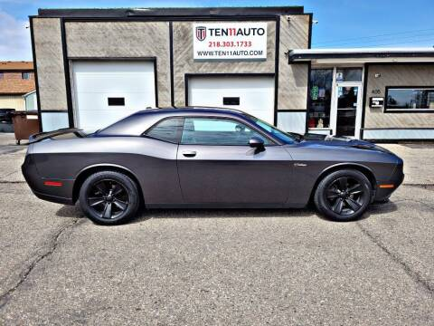 2016 Dodge Challenger for sale at Ten 11 Auto LLC in Dilworth MN