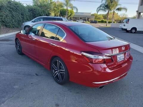 2017 Honda Accord for sale at Auto Facil Club in Orange CA