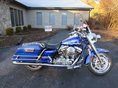 2007 Harley-Davidson Road King CVO for sale at Blue Ridge Riders in Granite Falls NC