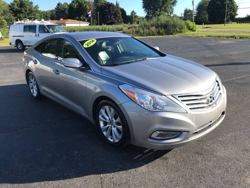 2014 Hyundai Azera for sale at EXPO AUTO GROUP in Perry OH