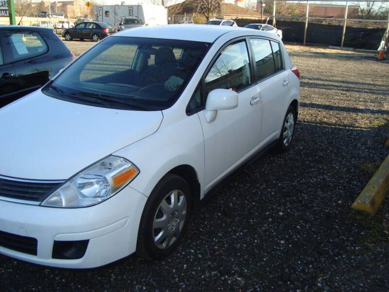 2009 Nissan Versa for sale at Branch Avenue Auto Auction in Clinton MD