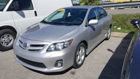 2011 Toyota Corolla for sale at A & A IMPORTS OF TN in Madison TN