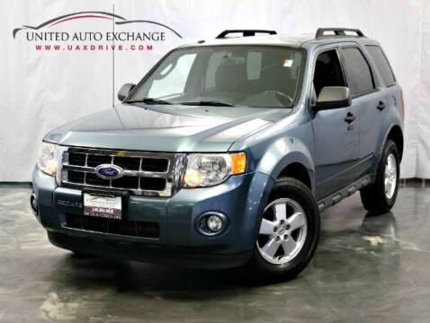 2012 Ford Escape for sale at United Auto Exchange in Addison IL