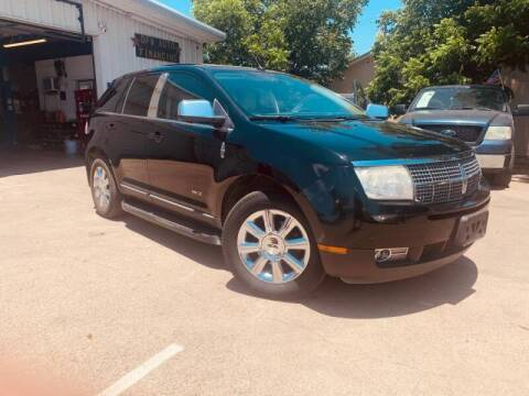 2008 Lincoln MKX for sale at Bad Credit Call Fadi in Dallas TX