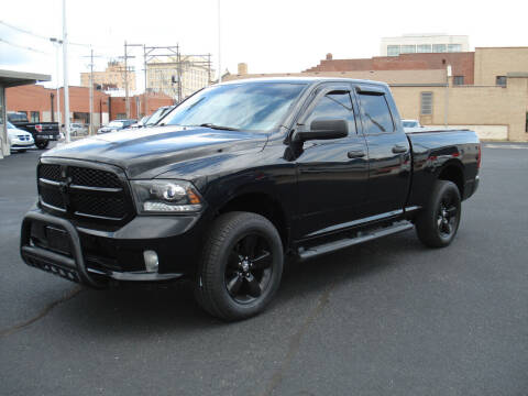 2014 RAM Ram Pickup 1500 for sale at Shelton Motor Company in Hutchinson KS