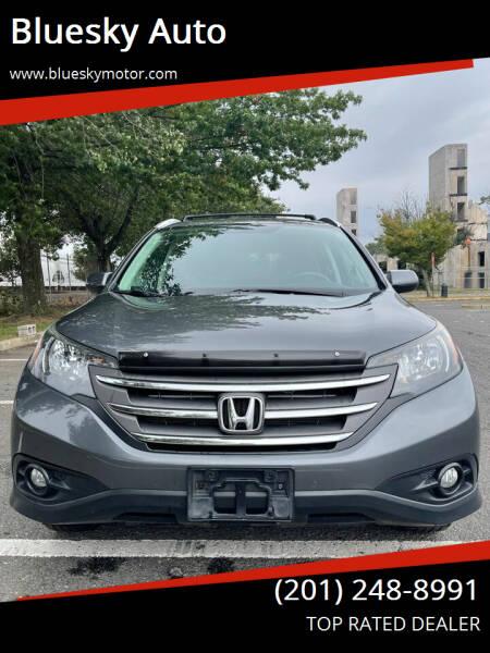 2012 Honda CR-V for sale at Bluesky Auto in Bound Brook NJ