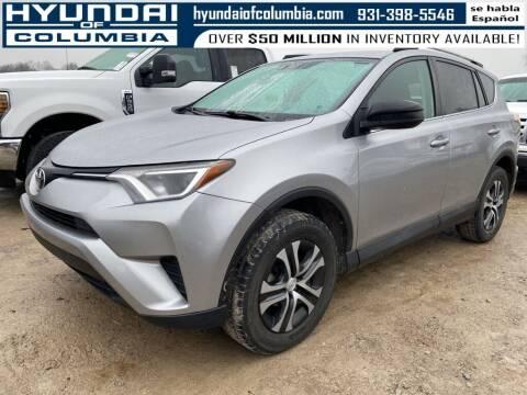 2016 Toyota RAV4 for sale at Hyundai of Columbia Con Alvaro in Columbia TN