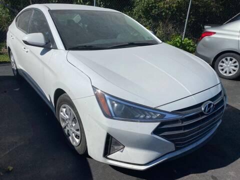 2019 Hyundai Elantra for sale at Premiere Auto Sales in Washington PA