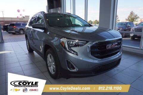 2020 GMC Terrain for sale at COYLE GM - COYLE NISSAN - New Inventory in Clarksville IN