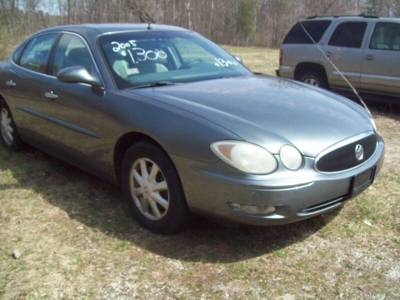2005 Buick LaCrosse for sale at Frank Coffey in Milford NH