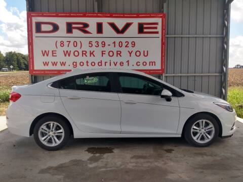 2017 Chevrolet Cruze for sale at Drive in Leachville AR