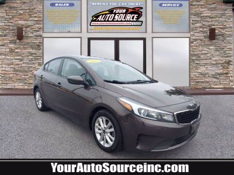 2017 Kia Forte for sale at Your Auto Source in York PA