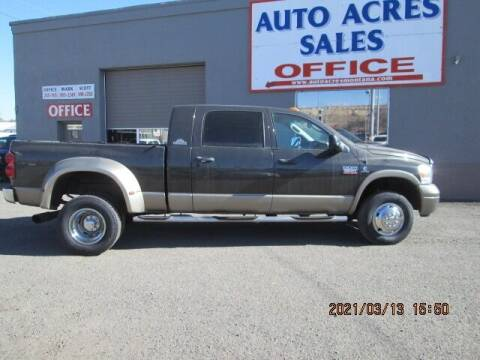 2009 Dodge Ram Pickup 3500 for sale at Auto Acres in Billings MT