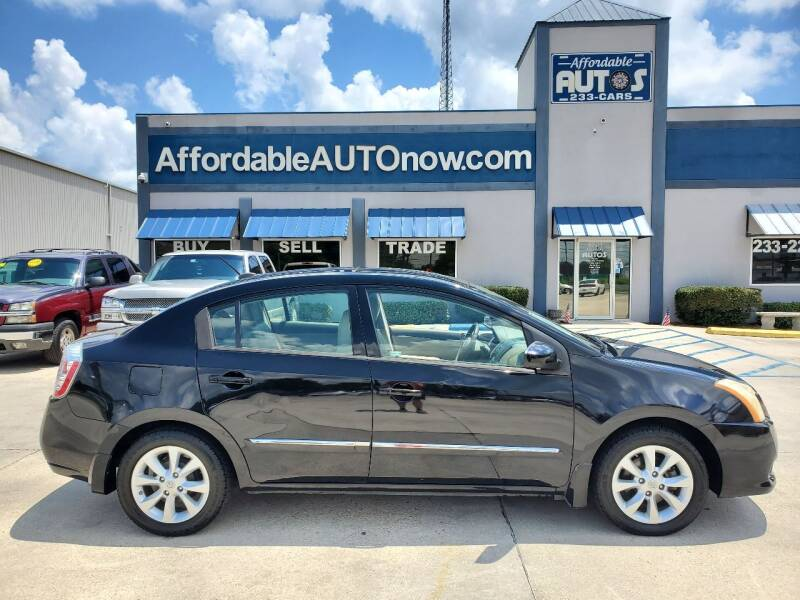 2010 Nissan Sentra for sale at Affordable Autos in Houma LA