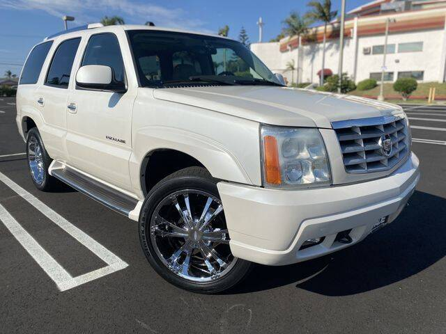 2004 Cadillac Escalade for sale at Beach Auto Group LLC in Midway City CA
