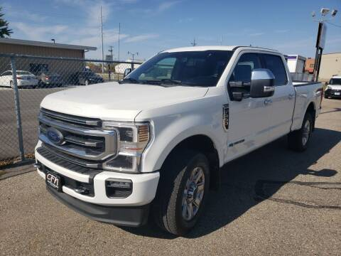 2020 Ford F-350 Super Duty for sale at CFN Auto Sales in West Fargo ND