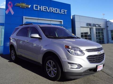 2016 Chevrolet Equinox for sale at Bellavia Motors Chevrolet Buick in East Rutherford NJ