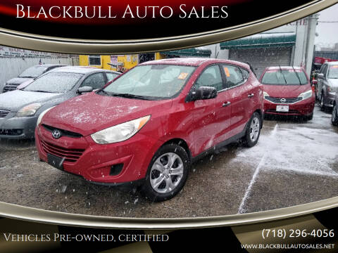 2011 Hyundai Tucson for sale at Blackbull Auto Sales in Ozone Park NY
