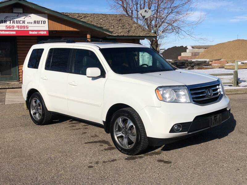 2015 Honda Pilot for sale at 5 Star Truck and Auto in Idaho Falls ID
