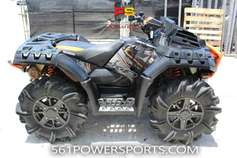 2019 Polaris Sportsman XP 1000 High Lifter  for sale at Powersports of Palm Beach in Hollywood FL