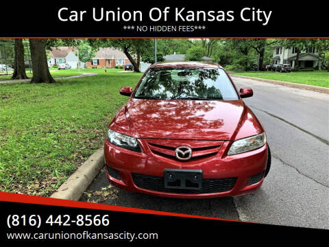 2007 Mazda MAZDA6 for sale at Car Union Of Kansas City in Kansas City MO