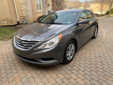2011 Hyundai Sonata for sale at Union Avenue Auto Sales in Hazlet NJ