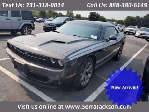 2017 Dodge Challenger for sale at Serra Of Jackson in Jackson TN