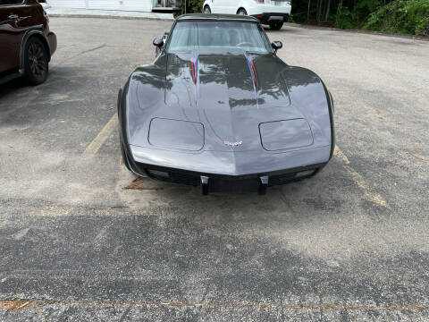 1977 Chevrolet Corvette for sale at USA Auto Sales in Leominster MA