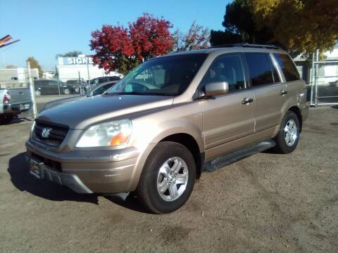 2005 Honda Pilot for sale at Larry's Auto Sales Inc. in Fresno CA