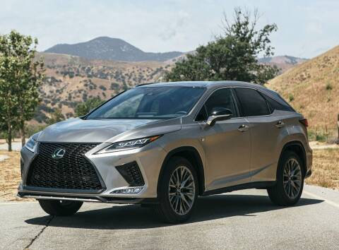 2020 Lexus RX 350L for sale at Diamante Leasing in Brooklyn NY