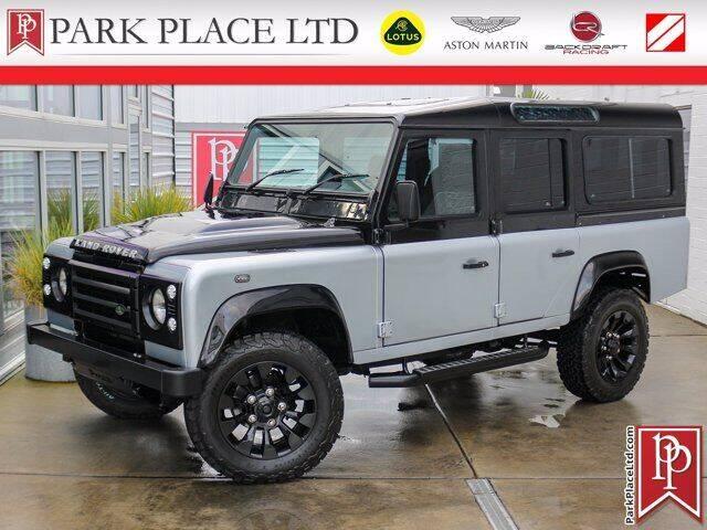 Used Land Rover Defender For Sale Carsforsale Com