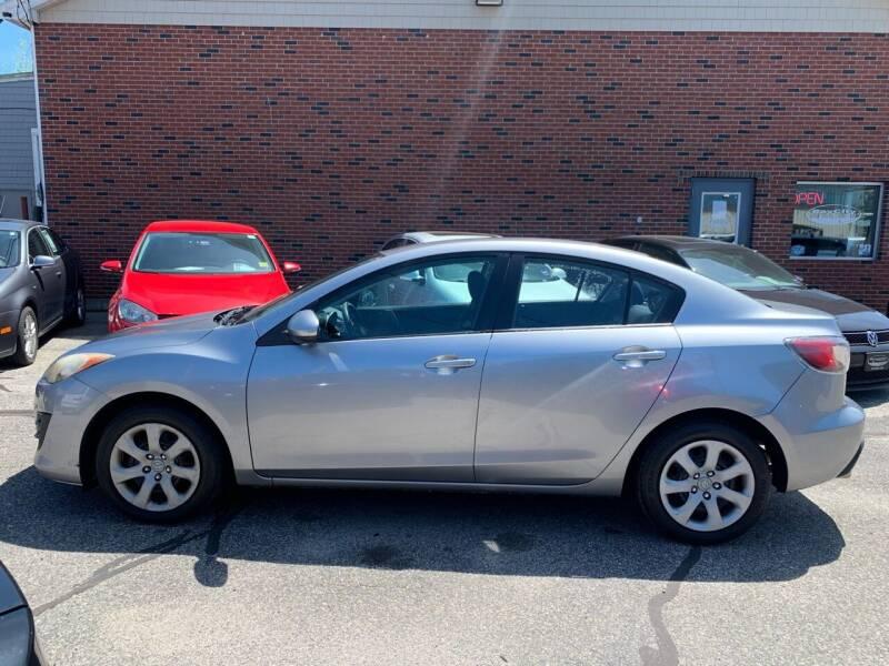 2010 Mazda MAZDA3 for sale at BAY CITY MOTORS in Portland ME