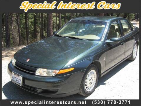 2001 Saturn L-Series for sale at SPECIAL INTEREST CARS in Lewiston CA
