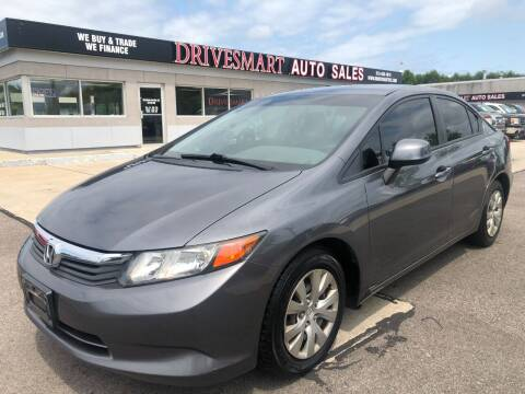 2012 Honda Civic for sale at DriveSmart Auto Sales in West Chester OH