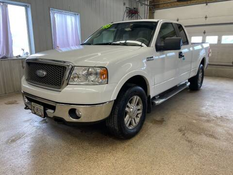 2008 Ford F-150 for sale at Sand's Auto Sales in Cambridge MN