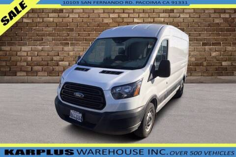 2019 Ford Transit Cargo for sale at Karplus Warehouse in Pacoima CA