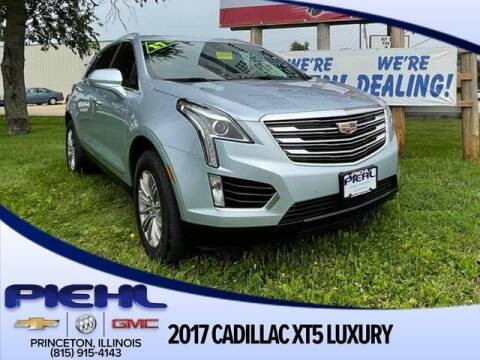2017 Cadillac XT5 for sale at Piehl Motors - PIEHL Chevrolet Buick Cadillac in Princeton IL