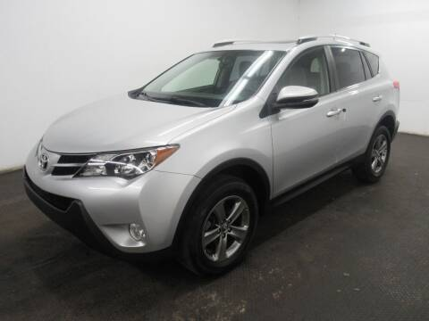 2015 Toyota RAV4 for sale at Automotive Connection in Fairfield OH