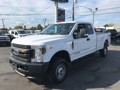 2018 Ford F-250 Super Duty for sale at KAP Auto Sales in Morrisville PA