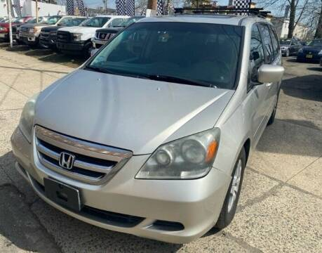 2005 Honda Odyssey for sale at JacksonvilleMotorMall.com in Jacksonville FL