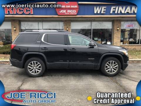 2017 GMC Acadia for sale at Mr Intellectual Cars in Shelby Township MI