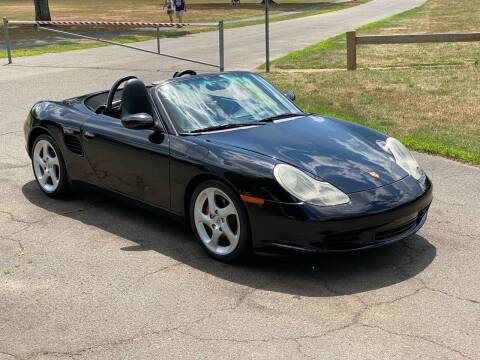 2003 Porsche Boxster for sale at Choice Motor Car in Plainville CT