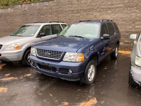 2004 Ford Explorer for sale at ENFIELD STREET AUTO SALES in Enfield CT