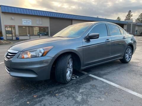 2011 Honda Accord for sale at Exelon Auto Sales in Auburn WA